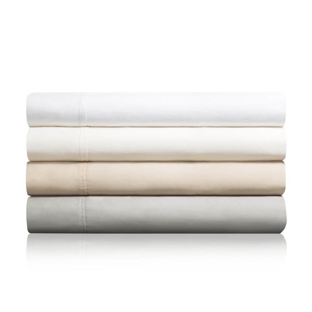 600 TC Cotton Blend Queen Ash