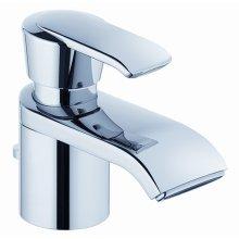Single-hole Lav Faucet in Polished Chrome