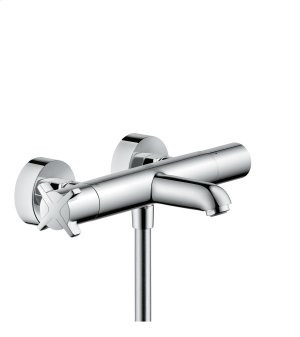 Chrome Bath thermostat for exposed installation Product Image