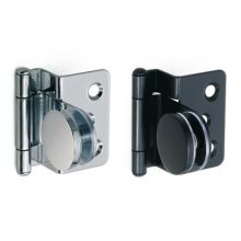 Half Overlay Glass Door Hinge