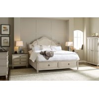 Brookhaven Panel Bed w/Storage FB, Queen 5/0 Product Image