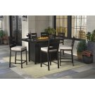 Perrymount - Brown 3 Piece Patio Set Product Image