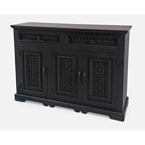 """Decker 48"""" Console-antique Black"""