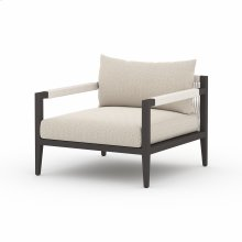 Faye Sand Cover Sherwood Outdoor Chair, Bronze