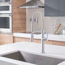 Studio S Semi-Pro Kitchen Faucet  American Standard - Polished Chrome