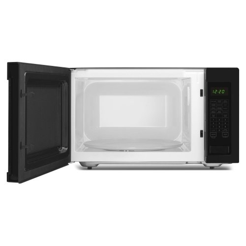 2.2 Cu. Ft. Countertop Microwave with Add :30 Seconds Option Black