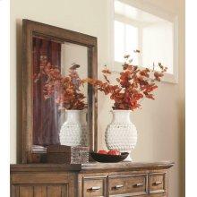 Elk Grove Rustic Rectangular Dresser Mirror