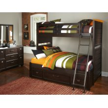 Clubhouse Bunk Bed Extension Full