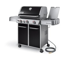 GENESIS® E-330™ NATURAL GAS GRILL - BLACK