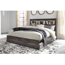 Drystan - Multi 4 Piece Bed Set (Queen)