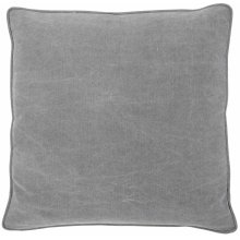 "Custom Decorative Pillows Large Box Border (24"" x 24"")"