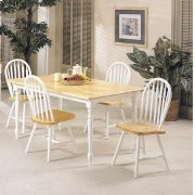 "N/W 36""x60"" SOLID TOP TABLE Product Image"