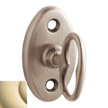 Lifetime Polished Brass 6728 Turn Piece