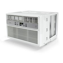 8,000 BTU Window Air Conditioner with Heat