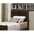 Louis Philippe Traditional Cappuccino Twin Headboard Product Image