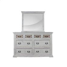 Magnolia White Mirror