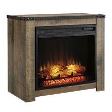 Fireplace Mantel w/FRPL Insert