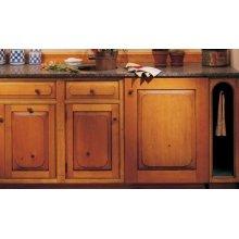 UC-24C Refrigerator/Freezer - Stainless