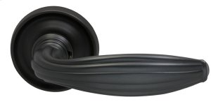 Interior Traditional Lever Latchset in (US10B Oil-rubbed Bronze, Lacquered) Product Image