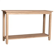 OT-6S Solano Sofa Table