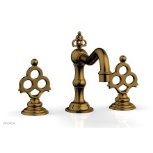 MAISON Widespread Faucet 164-01 - French Brass