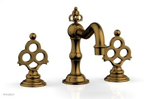MAISON Widespread Faucet 164-01 - French Brass Product Image