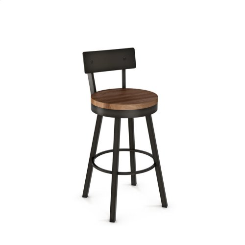 Lauren Swivel Stool (wood)