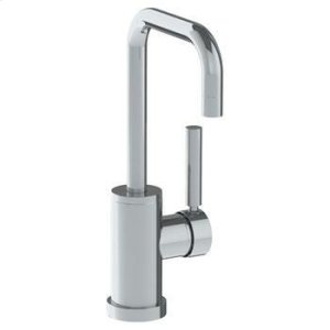 Deck Mounted 1 Hole Square Top Bar Faucet Product Image