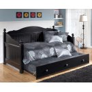 Jaidyn - Black 4 Piece Bed Set (Twin) Product Image