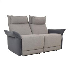 Aiden Recl Loveseat Two Tone