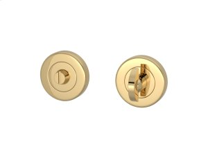 Half Moon Turn & Release Sets In Polished Brass Product Image