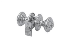 TRADITIONAL Door Knob 5020 - French Brass Product Image