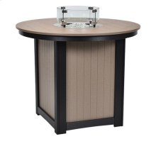 Donoma Round Fire Table