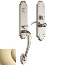 Lifetime Polished Brass Boulder 3/4 Escutcheon Trim