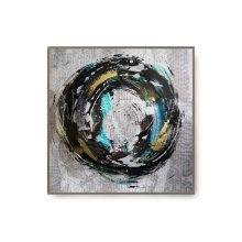 Impressionable Surfaces Circle of Life Wall Art