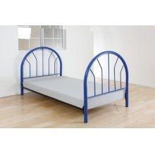 SILHOUETTE BLUE TWIN HB/FB @N