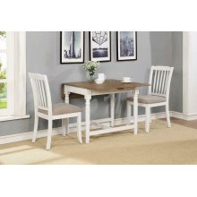 Hesperia Cottage White Dining Table