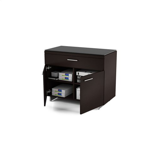 Storage Cabinet 6015 in Espresso