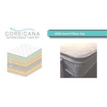 8505 Corsicana Jewel Pillow Top - Full