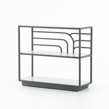 Sage Green Finish Marcel Console Table