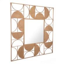 Decade Gold Mirror Gold