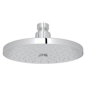 "Polished Chrome 6"" Rodello Circular Rain Showerhead Product Image"