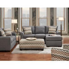 3900 Cosmopolitan Loveseat in Grey (MFG#: 3902-COSG)