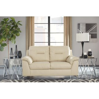Tensas Loveseat Ice