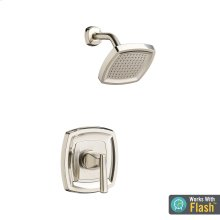 Edgemere Shower Only Trim with Pressure Balance Cartridge  American Standard - Brushed Nickel