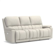 Greyson Power Reclining Sofa w/ Headrest