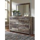 Derekson - Multi Gray 2 Piece Bedroom Set Product Image