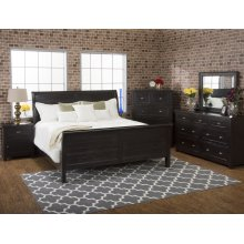 Prospect Creek Queen Sleigh Headboard