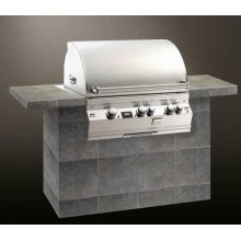 Gas Barbecue Grills Echelon 660s Island Grill Feather-Lite Model .