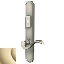 Lifetime Polished Brass Bismark Multipoint